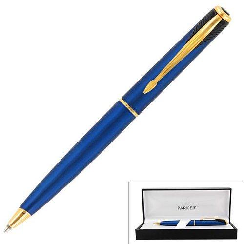 Parker Inflection Tranquil Blue Ballpoint Pen - 45632-00
