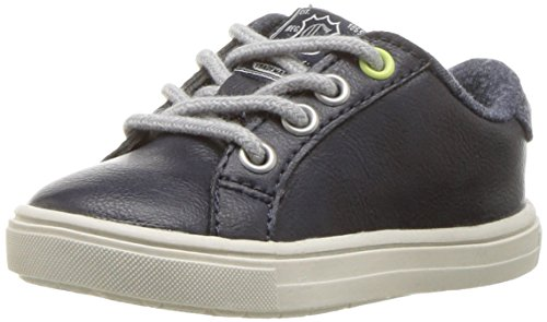 Carter's Boys' Adney Casual Sneaker, Navy, 10 M US Toddler by Carter's
