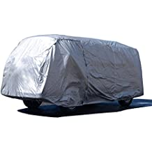 North American Custom Covers VW Bus Camper Van Type 2 Car Cover - T1 T2 T3 T25-1950 to 1992 - Zippered Door Access, Waterproof & Breathable