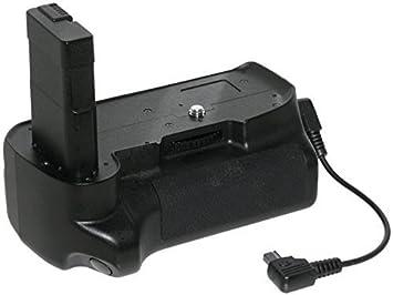 BM Premium empuñadura de batería para Nikon D5100, D5200, D5300 ...
