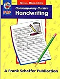 Handwriting Contemporary Cursive, Schaffer, Frank Publications, Inc. Staff, 0867349964