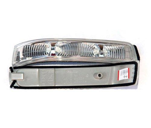 Kia Motors - Juego de 2 lámparas de Intermitente para Espejo retrovisor Izquierdo Derecho para 2009 2010 2011 2012 Borrego:...