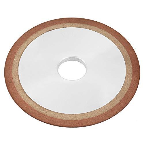 Diamond Grinding Wheel, 150mm Grit 150 Round Diamond Grinding Cup Wheel Grinder Disc Polishing Cutter Tool
