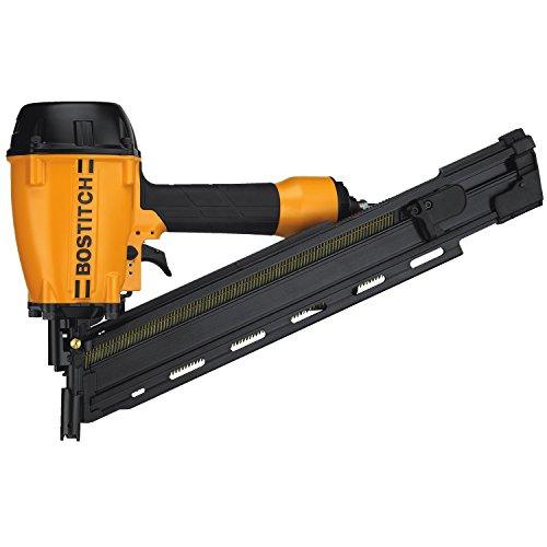 BOSTITCH Framing Nailer, Wire Weld, 28 Degree, 2 to 3-1 4-Inch BTF83WW