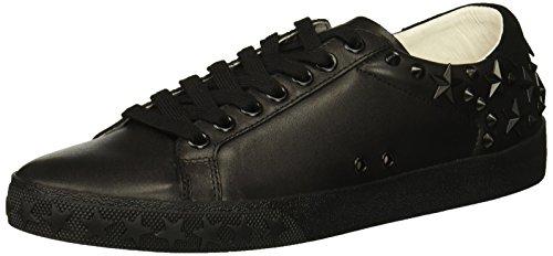 Ash Women's Dazed Sneaker, Nappa Calf Black/Baby Soft Black, 35 M EU (5 US) ()