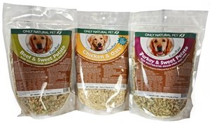 Only Natural Pet EasyRaw Turkey & Sweet Potato 2 lbs