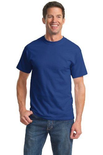 Port & Company Men's Tall Essential T Shirt XLT Deep Marine