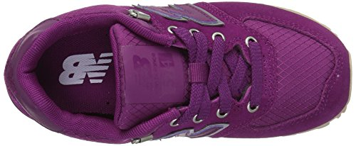 New Violet cannelle Basses Kl574 Fille Balance Sneakers q8xwrqa0