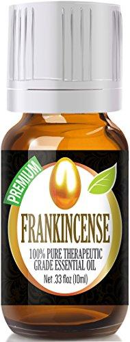 Frankincense - 100% Pure, Best Therapeutic Grade Essential Oil - 10 ml