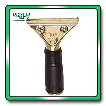 Unger Golden PRO Brass Squeegee Handle only