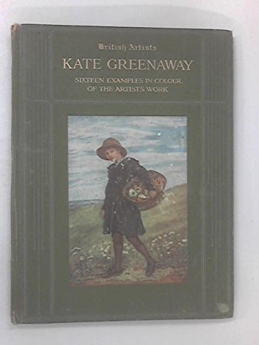 KATE GREENAWAY Sixteen Examples In Colour Of The Artist's Work (Examples Of Prejudice In Pride And Prejudice)