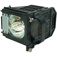 DLT Mitsubishi Lamp/Bulb w/ Housing 915P061010 915P061A10 WD-65734 WD-65833 W...