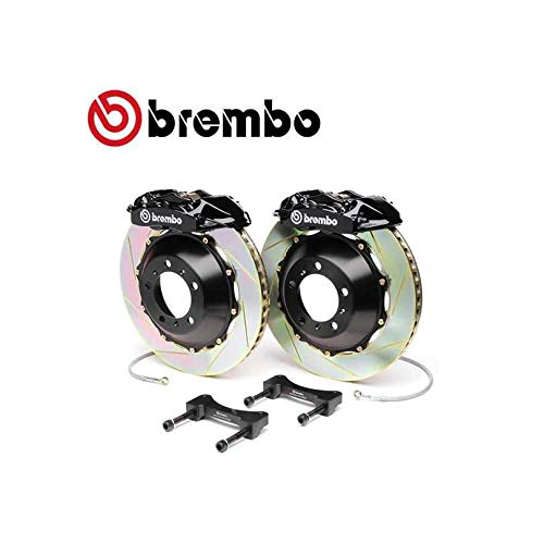 - Brembo 1A2.6008A-2 GT 4 Piston Big Brake Kits