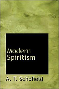 Book Modern Spiritism
