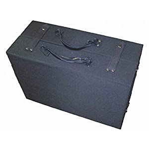 Portable Deluxe Sunglass Briefcase Covered Display Case 64 Pair Eyewear Sunglasses Holder