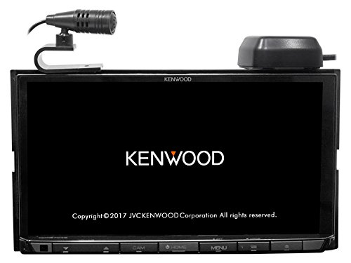 Kenwood DDX9704S In-Dash DVD Receiver with Apple CarPlay & Android Auto by Kenwood (Image #2)