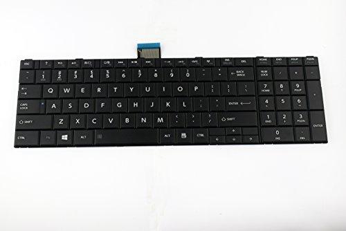 V130526AS3 Toshiba Satellite Laptop Keyboard product image
