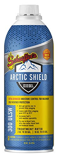 - Schaeffer Manufacturing Co. 300ULSW-042S ArcticShield+ Ultra Low Sulfur Diesel Fuel, 1 pint