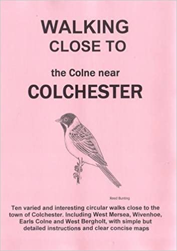 Book Walking Close to the Colne Near Colchester: No. 35 by Clive Brown (2010-06-01)