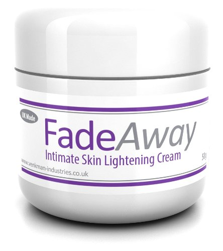 FadeAway Intimate Skin Lightening Cream Paraben and Cruelty Free - 50 ml