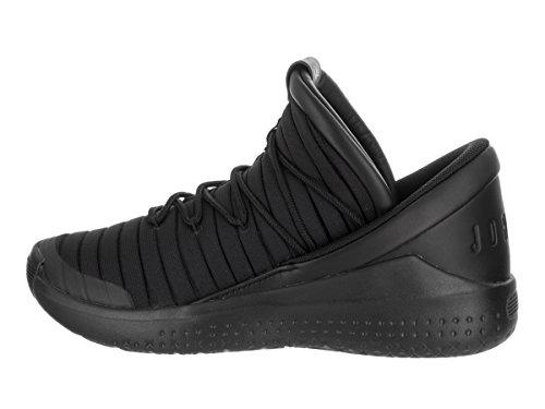 Nike Kinder Jordan Flight Luxe BG (GS) Schwarz (Black/Anthracite)