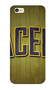 Iphone 6 Plus Hard Back With Bumper Silicone Gel Tpu Case Cover Indiana Pacers Nba Basketball (12)