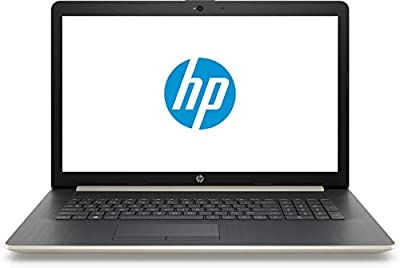 "HP 17.3"" HD+ Notebook, Intel Core i7-8550U Processor, 20GB Memory: 16GB Intel Optane + 4GB RAM, 2TB Hard Drive, Optical Drive, HD Webcam, HD Audio, Windows 10 Home"