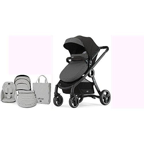 6 In 1 Baby Stroller - 8