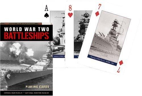 Piatnik Playing Cards - Battleships Single Deck ()
