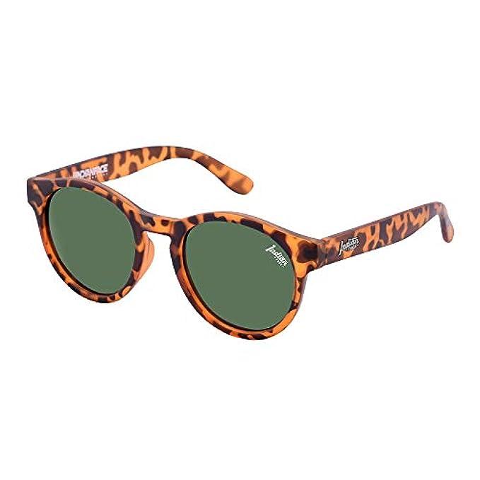 soft Face Tortoise Unisex-adulto 51 Arancione Indian The Da Occhiali Bondi Sole