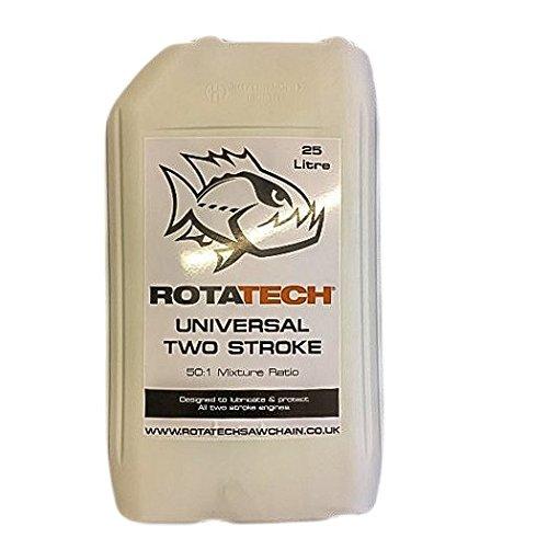Genuine rotatech dos tiempos aceite 25L para uso con Aldi ...