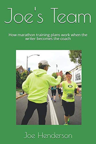 Joe's Team: How marathon training plans work when the writer becomes the coach