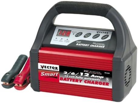 Amazon.com: Vector vec1088 a Smart Cargador De Batería (2/6 ...