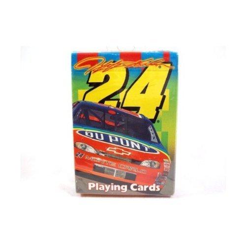 Jeff Gordon - Playing Cards - NASCAR