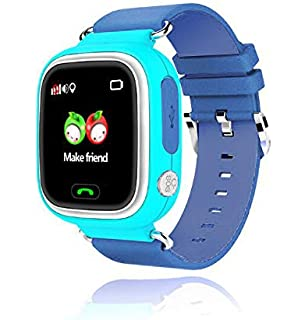 Leotec LESWKIDS02P Smartwatch Kids Way GPS Rosa: Amazon.es ...