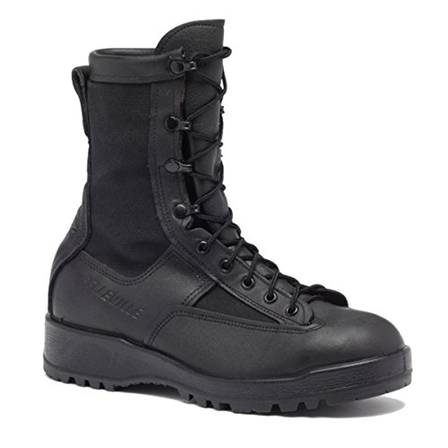 "Belleville 8"" 200g Insulated Waterproof Boot, Color: Blac..."