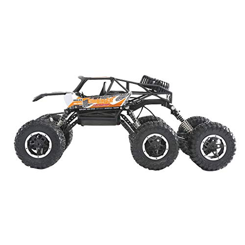 Remote Control car JJR/C Q51 MAX Six-Wheel Drive Climbing car Off-Road Vehicle Truck Remote Control Vehicle Car As Gifts (E) ()