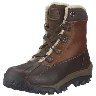 Amazon.com   Timberland Men's Woodbury Faux Shearling Boot