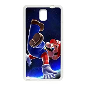 Happy Super Mario Phone Case for samsung galaxy Note3 Case