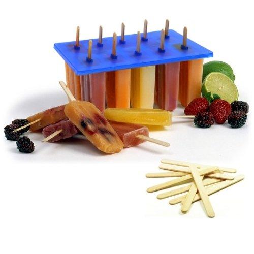 Norpro Frozen Maker Wooden Sticks