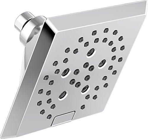 Delta 52664 H2Okinetic 5-Setting Raincan Shower head, Chrome