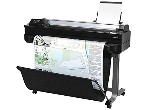 HP DesignJet T520 36-Inch Wireless ePrinter with Web Connectivity by HP (Image #2)