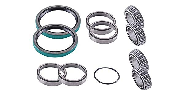 500 HO 2004-2012 East Lake Axle front wheel bearing compatible with Polaris Sportsman 300//400
