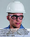 3M 11872-00000-20 Safety Glasses, Virtua CCS