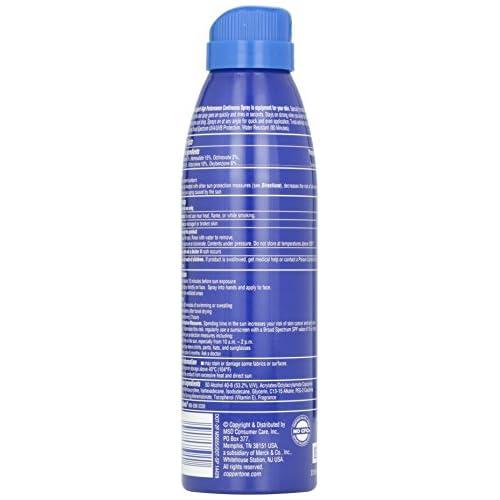 Coppertone Sport High Performance, Sunscreen Continous Spray SPF 100 6 oz