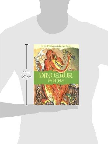 Dinosaur Poems by imusti