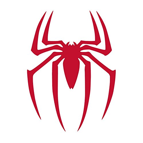 (Spider Man Vinyl Sticker Decals for Car Bumper Window MacBook pro Laptop iPad iPhone (2