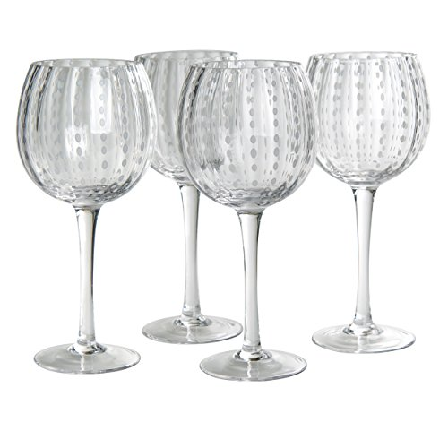 Artland Cambria Goblet 18 oz  Set of 4   Glass (Large Image)
