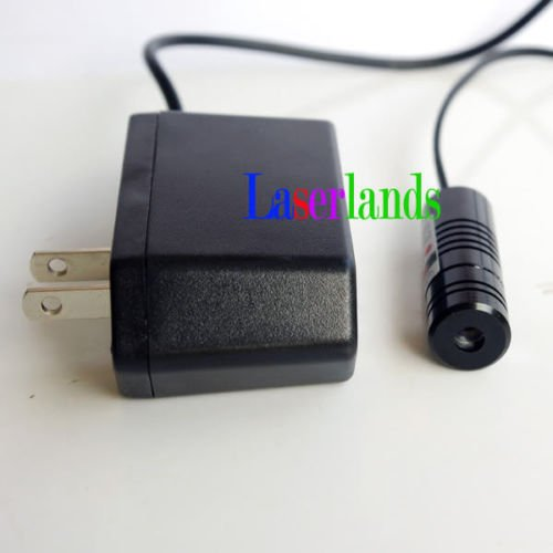 Focusable 405nm 50mW Violet Blue Laser Diode Module Lazer Dot with w/ Adapter 5V by laserlands