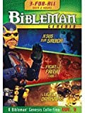 Bibleman 3 for All: Bibleman Genesis Series Vol 4 by Willie Aames